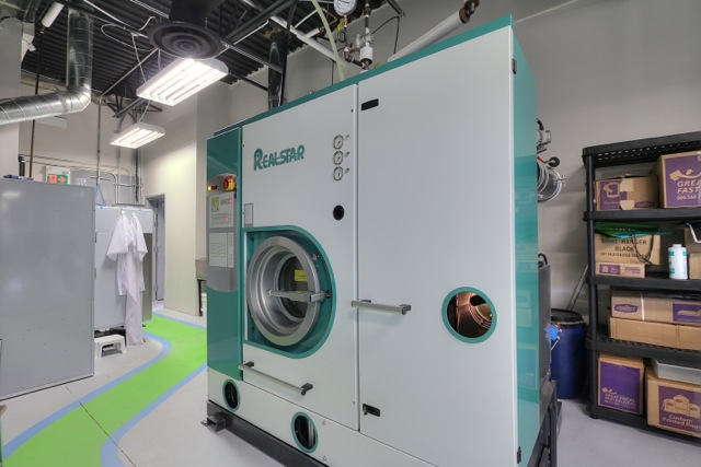 Cleaner Silks and Delicates with Realstar Laundry Machine